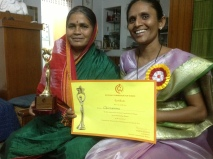 Chinnamma Nat Comm for Women Award
