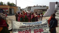 campaign on maternal health